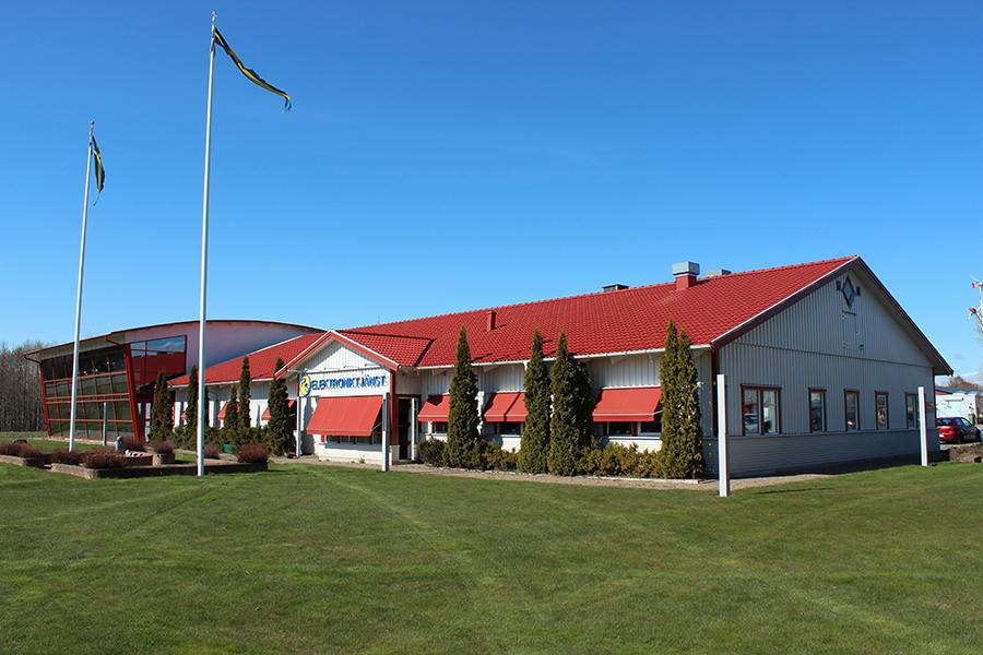 RS Elektroniktjänst AB finns i Hjo med ca 30 anställda.